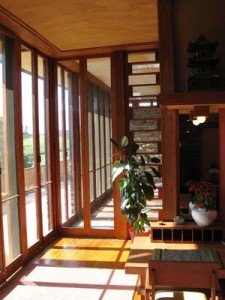 View_in_to_the_Loggia_from_the_newly_reconstructed_French_doors_in_the_Guest_Bedroom