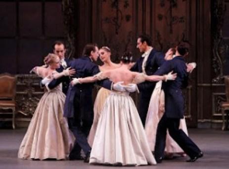 Liebeslieder Walzer 2/16/10New York City BalletCredit photo: ©Paul Kolnikpaul@paulkolnik.comnyc  212-362-7778