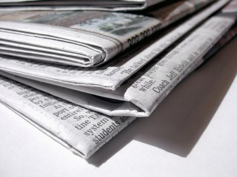 An endangered species - The American newspaper