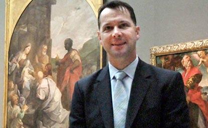David Franklin, director, Cleveland Museum of Art