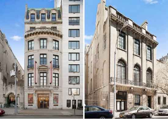 Images of National Academy from Cushman & Wakefield's listing