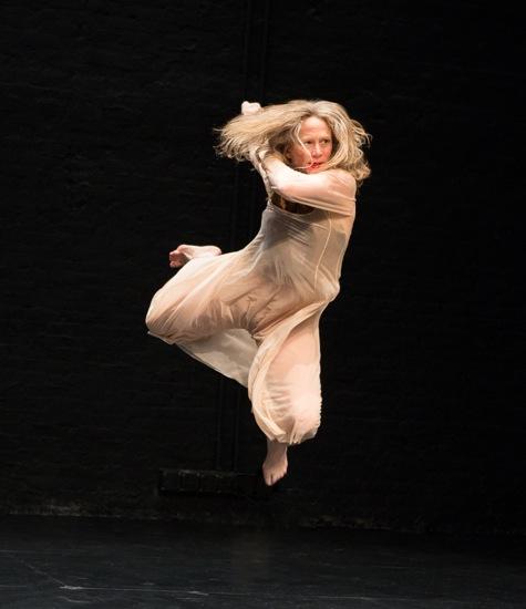 Jennifer Monson, force of nature. Photo: Yi-Chun Wu