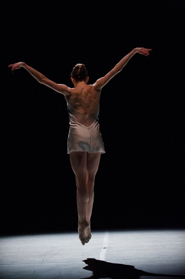 Wendy Whelan in Alejandro Cerrudo's Ego et Tu. Photograph: Christopher Duggan