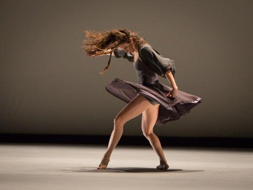 Emily Beattie of David Roussève/REALITY. Photo: Yi-Chun Wu