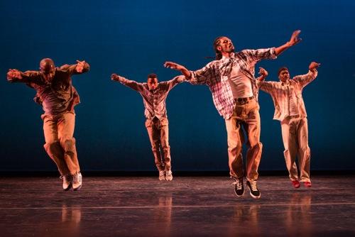 Taking off (L to R): Ryan Cliett, Joshua Culbreath, Kyle Clark, Raphael Xavier. Photo: Yi-Chun Wu