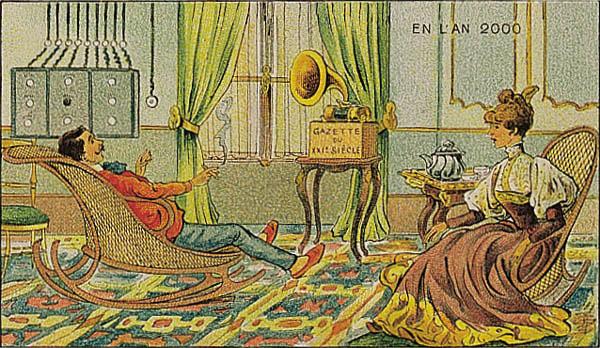 France_in_XXI_Century._Audio_journal