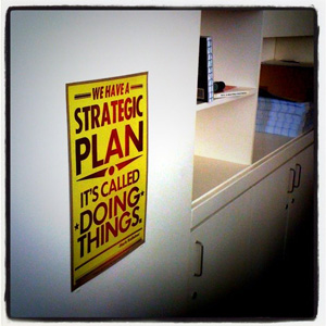 Three Strategic Planning Challenges