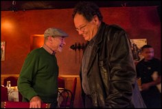 Erwin Helfer and me photo by Marc PoKempner