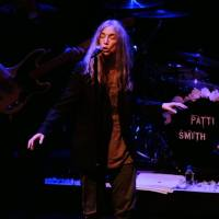 "Patti Smith's New Year's Eve vow: ""We must not behave!"""