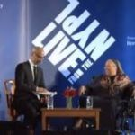 Junot Díaz and Toni Morrison Sitting Around And Talking