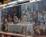 Vasari's 'Last Supper' Reassembled After Nearly Half A Century