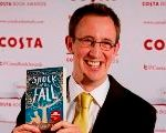 2013 Costa Book Award to Nathan Filer's 'The Shock of the Fall'