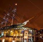 Legendary Clipper Ship Becomes Cabaret Theatre