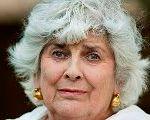 Writer Elizabeth Jane Howard, 90