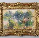 Judge Orders Stolen Renoir Found In Flea Market Returned To Baltimore Museum