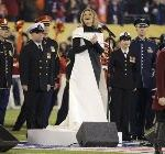 Renee Fleming Sings The Superbowl (So How'd She Do?)