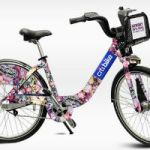 You Can Ride An ArtBike To The Armory (Art) Show