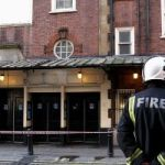 London Theatre Ceiling Collapse Blamed on Old Materials