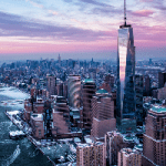 The New World Trade Center – A Panoramic View From The Top Of The World