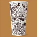 Chipotle Cups Will Now Feature Stories By Jonathan Safran Foer, Toni Morrison, George Saunders, Malcolm Gladwell