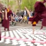 Yes, These Are Tibetan Monks Break-Dancing