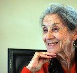 Nobel Laureate Nadine Gordimer, 90