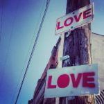 New Orleans' (Illegal) LOVE Signs