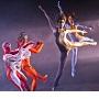 Royal Ballet Dancers Become Canvas For Chris Ofili