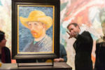 The Van Gogh Museum Gets Way Colorful, And Runs With Autobiographical Drama