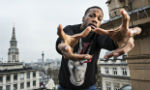 Guy Who Steals The Show As An Angel At English National Opera Is An American Street Dancer