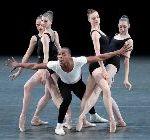 Former NYCity Ballet Principal Albert Evans, 46,
