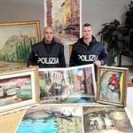 Sophisticated Art-Theft Ring At Rome Airport Busted, Say Police