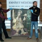 Turkish Police Uncover Stolen Picasso In Art Sting