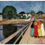 Munch's 'Girls On The Bridge' Sells For $54.5 Million