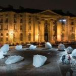 Climate Dance: Dancing In Paris Amid Icebergs From Greenland
