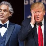 Bocelli Out For Inaugural