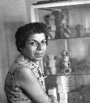 Artist Saloua Raouda Choucair, One Of The First Abstract Artists In Arab Art, Has Died At 100
