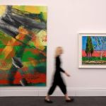Sotheby's Income Down Substantially As Art Market Softens