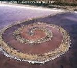 "Utah Legislature Considers Making The Iconic ""Spiral Jetty"" To Be State's Official Artwork"