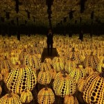 Smashing Pumpkins: Selfie-Taker Breaks One Of Yayoi Kusama's Sculptures