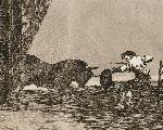 """Once In A Lifetime"" Find Of Goya Etchings"