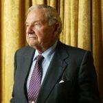 Philanthropist David Rockefeller Dead At 101