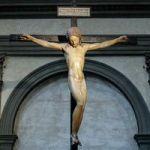 Little-Known Crucifix By Michelangelo, Now Restored, Returns Home To Florentine Church