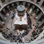 Site Of Jesus's Tomb, Just Restored, In Danger Of 'Catastrophic' Collapse