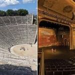 The Architecture Of Stages: A History That's More Like A Spiral Than An Arrow