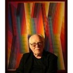 Painter Ed Mieczkowski, Pioneer Of Op Art Movement, Dead At 87