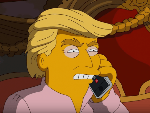 21st Century Fox Asks Matt Groening To Make The Simpsons Nicer To Fox News (And The President)