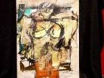 University of Arizona's De Kooning, Stolen 31 Years Ago, Is Recovered After An Estate Sale