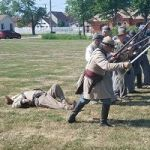 Are Civil War Re-Enactments In Their Last Days?