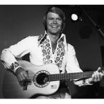 Country Music Superstar Glen Campbell, 81